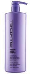 Paul Mitchell PLATINUM BLONDE SHAMPOO Оттеночный шампунь для осветленных волос 1000 мл