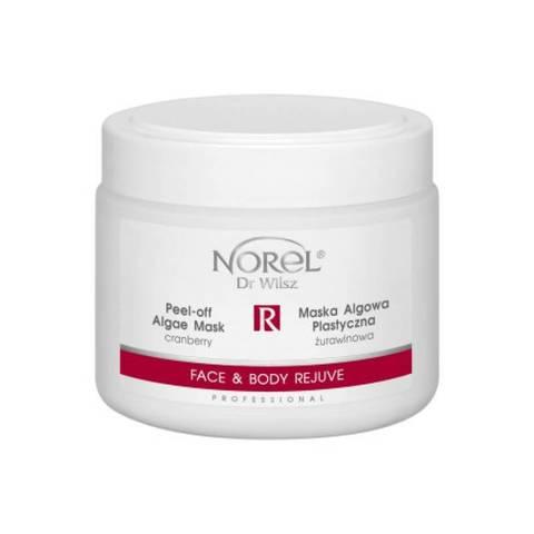 *Альгинатная маска на основе клюквенного экстракта (NOREL/Face & Body Rejuve/250мл/PN 163)