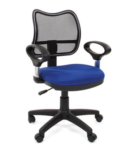 спинка TW черная/сиденье TW-10 синее