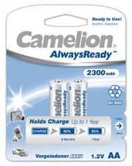 Аккумуляторы Camelion R 6/2bl 2300mAh Ni-MH (Always Ready)