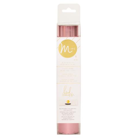 Тонерочувствительная фольга для MINC от Heidi Swapp- Light Pink
