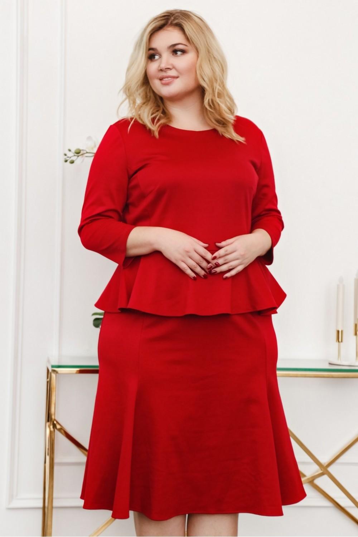 Платья Платье MT10198 красное IMG_0420-1000x1500.jpg