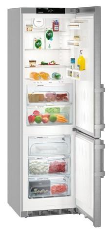 Двухкамерный холодильник Liebherr CBNef 4835