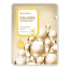 Maska \ Маска Collagen 100 Mask Sheet 20ml