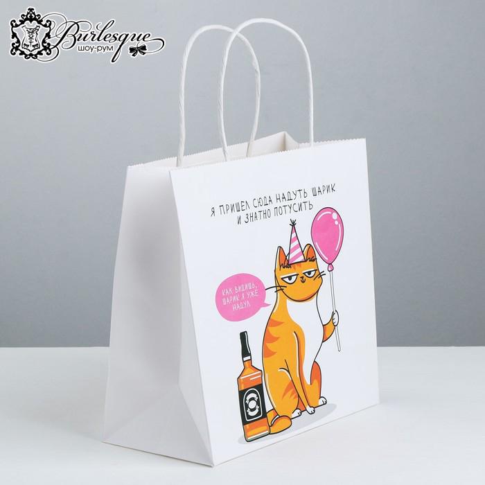 Пакет подарочный «Туса»