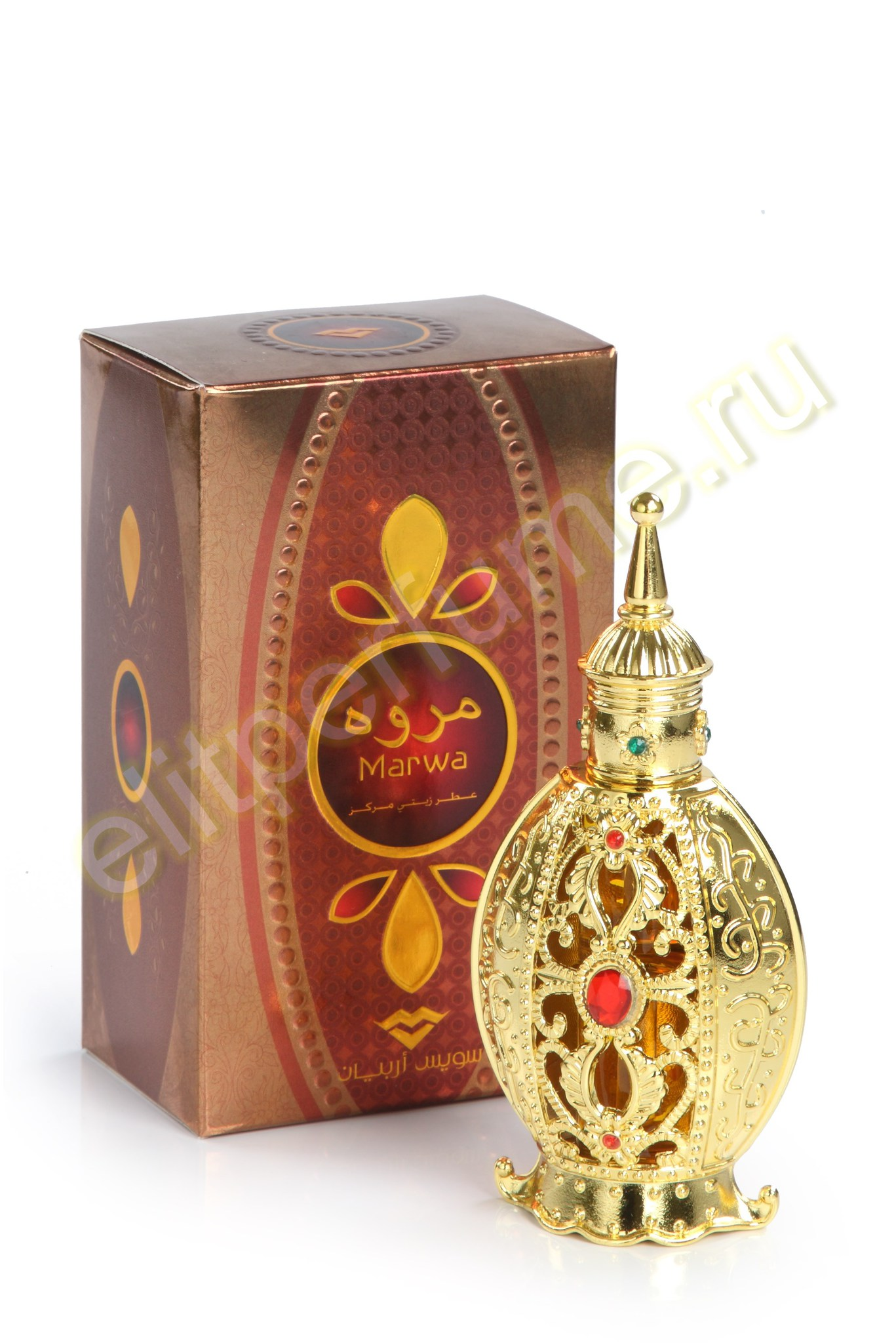 Пробники для арабских духов Marwa Марва 1 мл арабские масляные духи от Свисс Арабиан Swiss Arabian