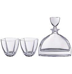 Набор для виски Нэмо, штоф + 2 стакана 550/350 мл, фото 1
