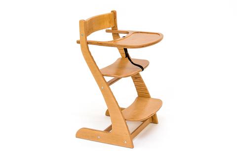 """Детский растущий регулируемый стул """"Усура древесный"""""""