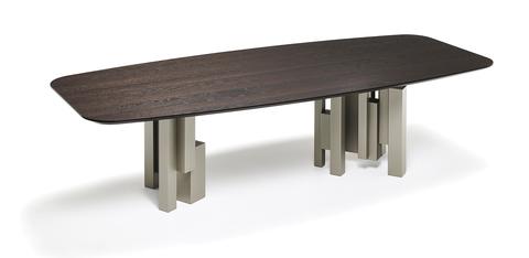 Обеденный стол skyline wood, Италия