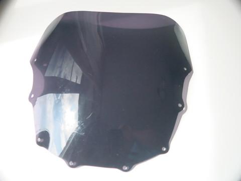 Стекло чёрное Kawasaki ZZR400 93-07 ZZR600 93-04