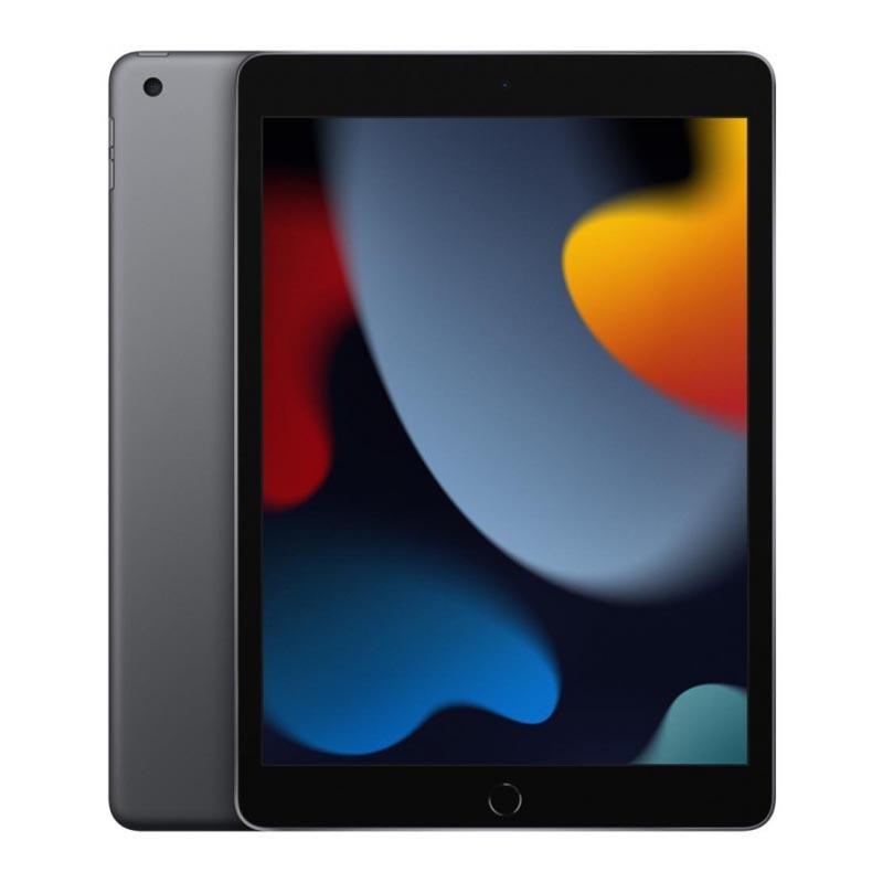 iPad (2021) 10,2 дюйма, Wi-Fi, 256 ГБ, серый космос
