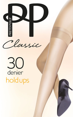 Чулки 30 den Pretty Polly А252