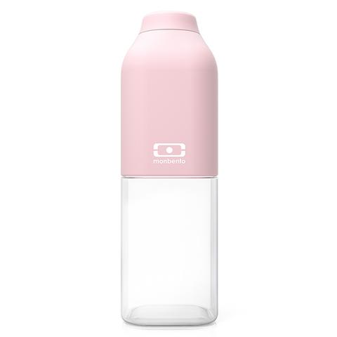 Бутылка Monbento Positive (0,5 литра), розовая