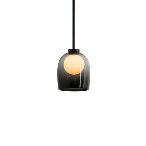 Потолочный светильник Ovum by Light Room (дымчатый)