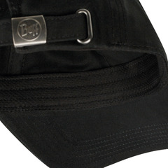 Бейсболка Buff Baseball Cap Solid Black - 2