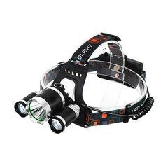 Налобный фонарь светодиодный High Power Headlamp аккумуляторный