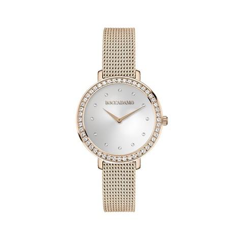 Часы Focus Rosegold Silver FC003A BW/RG