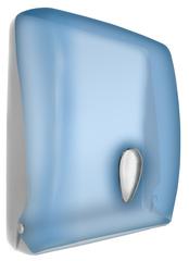 Диспенсер для рулонной бумаги и бумажных полотенец Nofer 04020.T фото