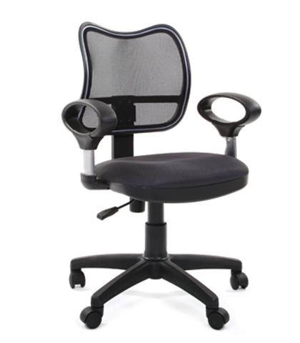 спинка TW черная/сиденье TW-12 серое
