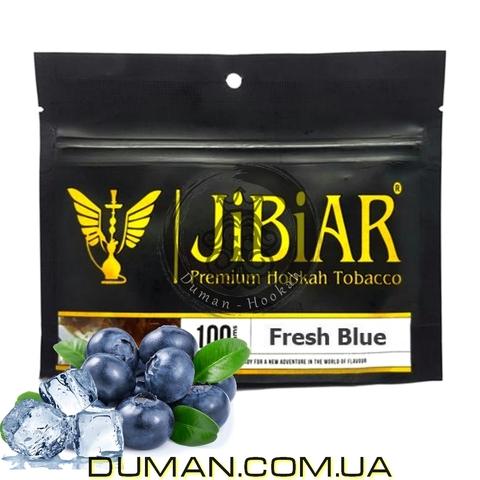 Табак JiBiAR Fresh Blue (Джибиар Свежая Голубика)