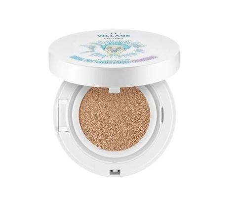 VILLAGE 11 FACTORY Real Fit Moisture Cushion SPF50+ PA+++