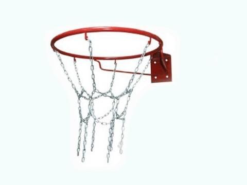 Сетка-цепь для баскетбольного кольца облегченная: 1SC-SLS