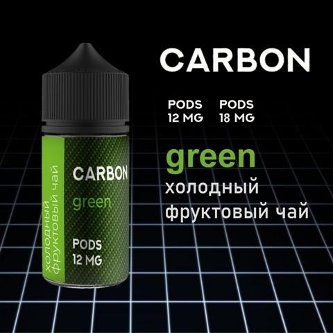 Жидкость Carbon 30 мл Green