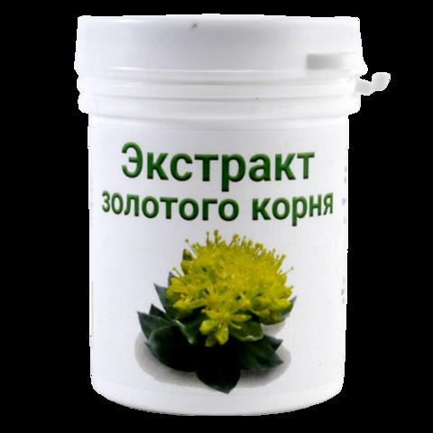 Экстракт родиолы розовой (золотого корня), 50г