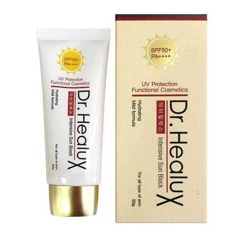 Солнцезащитный крем для лица Dr. Healux SPF50+ 50 мл