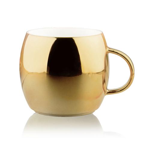 Кружка Asobu Sparkling mugs (0,38 литра), золотистая