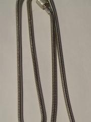 Цепь для шармов (серебряная цепочка)