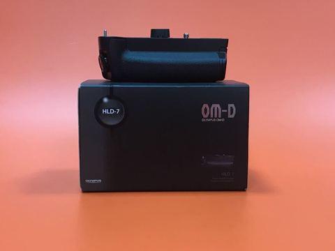 Батарейный блок OLYMPUS HLD-7