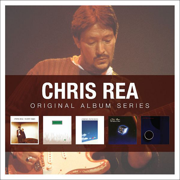 REA, CHRIS: Original Album Series