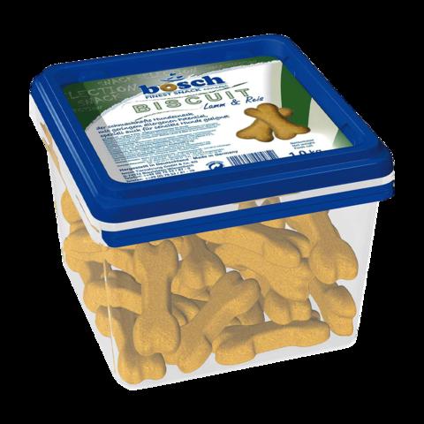Bosch Лакомство для собак бисквит с ягненком и рисом