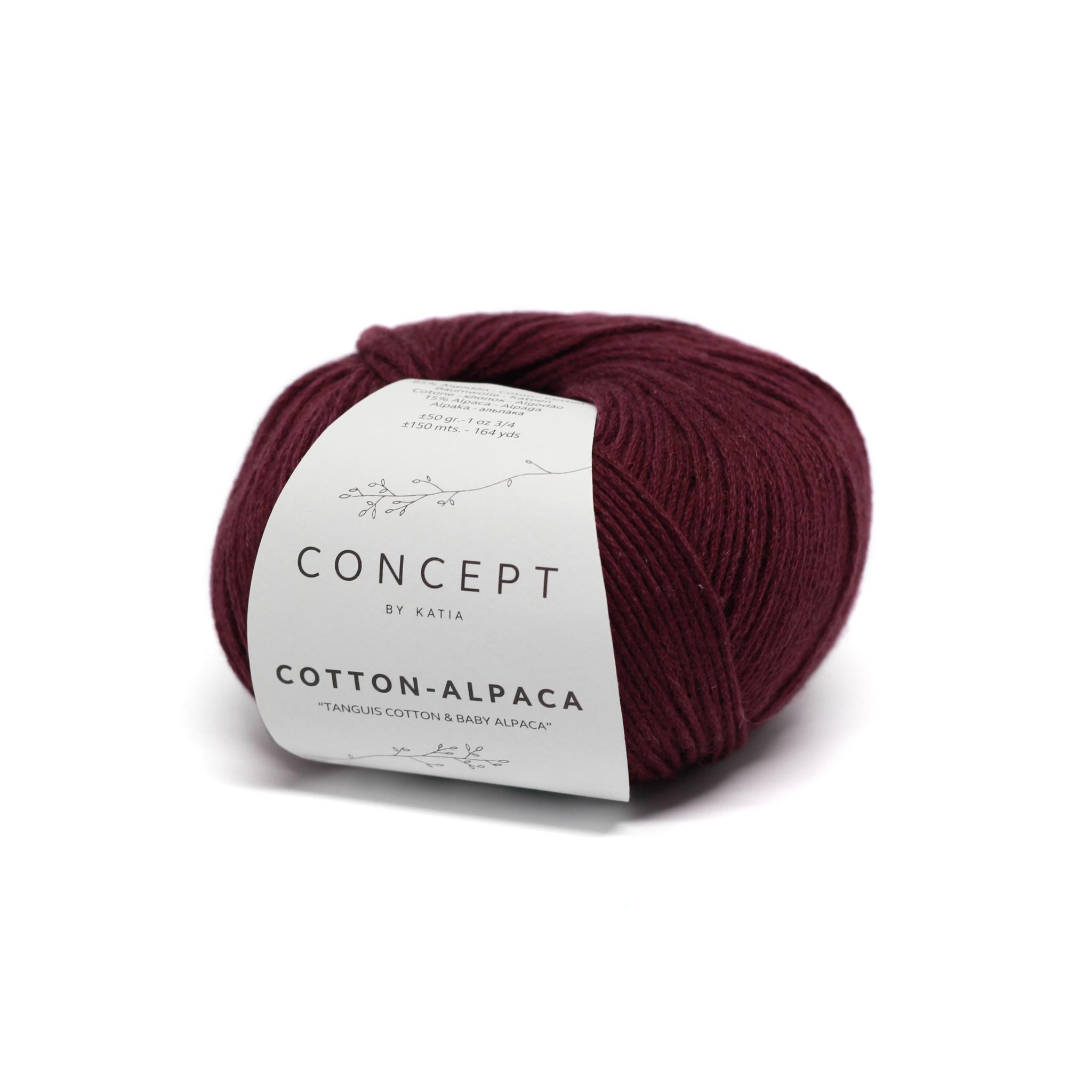 Katia Concept Cotton-Alpaca - 102