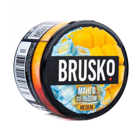 Кальянная смесь BRUSKO 50 г Манго со Льдом