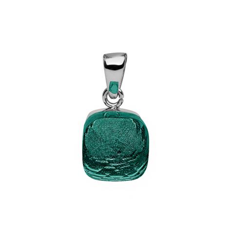 Кулон Firenze emerald 400093 G/S