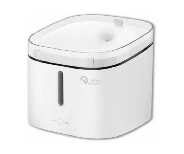 Гаджеты Дозатор воды для животных Xiaomi Kitten Puppy Water Dispenser белый 824.png