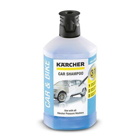 Автомобильный шампунь Karcher «3 в 1», 1 л
