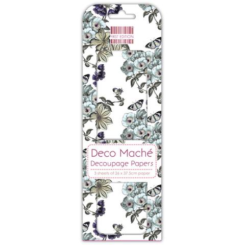 Бумага для декупажа Deco Mache