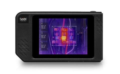 Тепловизор Seek Thermal Shot pro карманный (320x240)