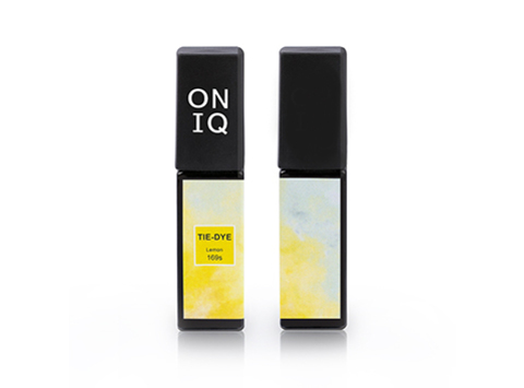 OGP-169s Гель-лак для покрытия ногтей. Tie-dye: Lemon