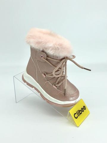 Clibee (зима) H199 Pink 22-27