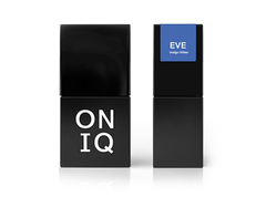 Гель-лак ONIQ Eve 129 - Indigo Glitter, 10 мл