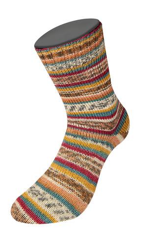 Lana Grossa Meilenweit Nessel Himalaya купить носочную пряжу 5108
