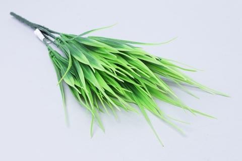 Осока 25см, зелень флористическая