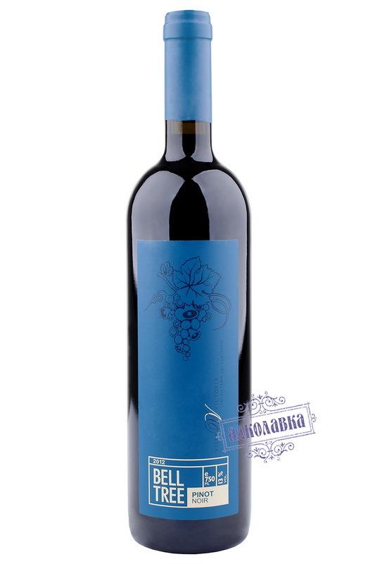Вино Вилла Виктория Пино Нуар