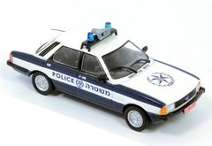 Ford Cortina Mk.V Israel Police 1:43 DeAgostini World's Police Car #31