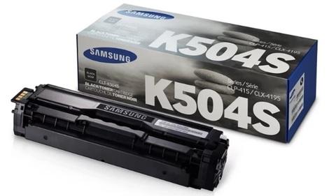 Картридж Samsung CLT-K504S (SU160A) черный