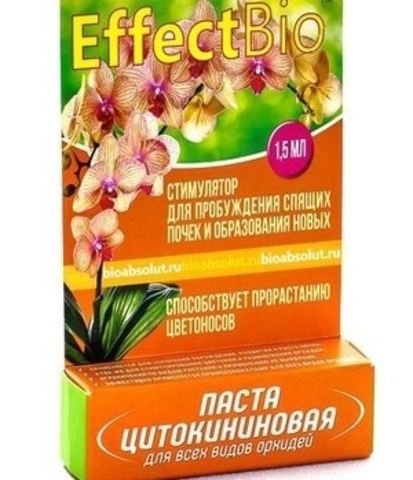 Цитокининовая паста EffectBio для орхидей